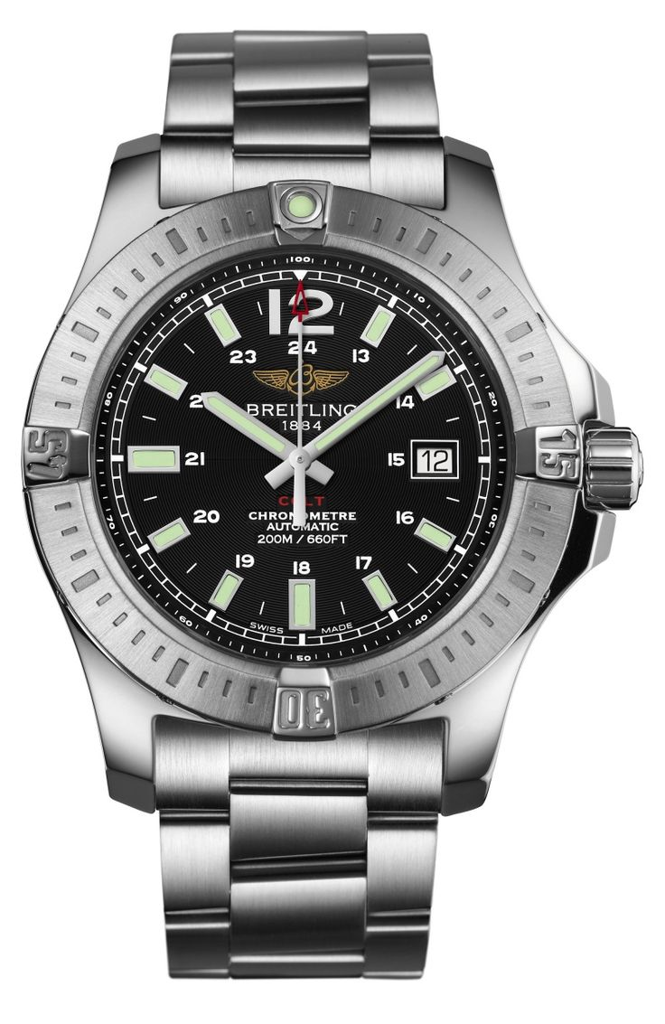Breitling Colt Automatic - redesigned for 2014