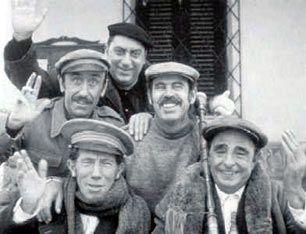 Recuerdos de la niñez, años 50 y 60,Cronicas de un pueblo, fantástica serie