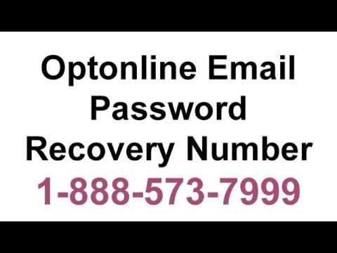 How to recover your Optonline Email Password 1-888-573-7999 | Reset Number
