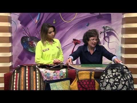 Mulher.com 12/08/2013 Maria Elisa Fumache - Bagagem de Mão P 2/2 - YouTube