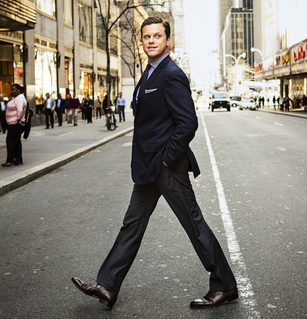 Sorry, I'm not sorry. Willie Geist...you are my true love. And I have no idea why.