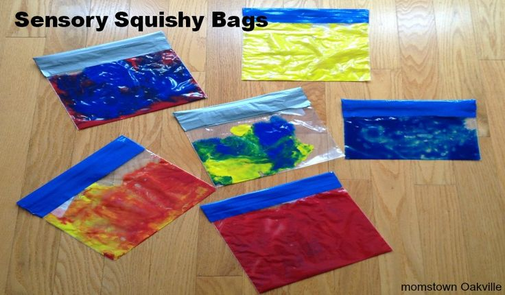 Sensory Arts And Crafts