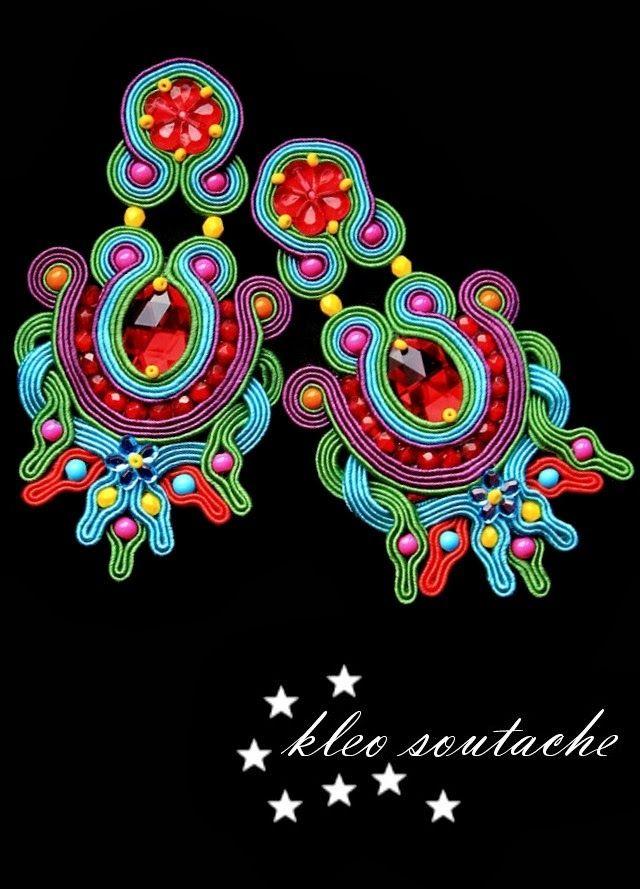 Sutasz Kleo /Soutache jewellery