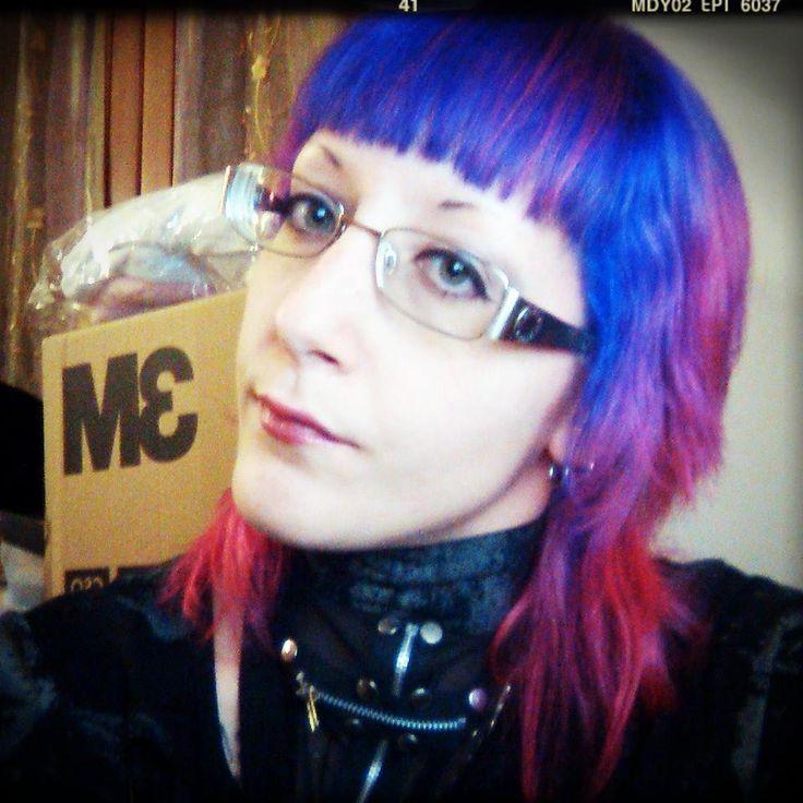 Twilight Sparkle hairstyle by BlackSoil.deviantart.com on @deviantART