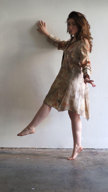 Eco Dye Dress