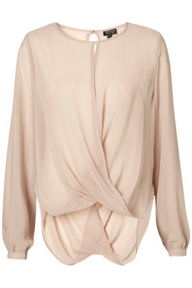 <3 <3 <3 draped blouse