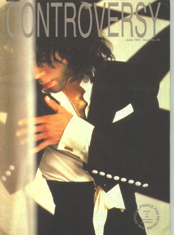 Prince Controversy Fanzine 1991