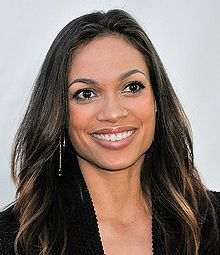 Rosario Dawson (born May 9, 1979) is an American actress, singer, and writer.  Dawson was born in New York City, New York. Her mother, Isabel Celeste, is a writer and singer who is of Puerto Rican and Afro-Cuban descent.