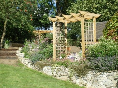 17 Best Images About Arbor On Pinterest | Gardens, Arches And