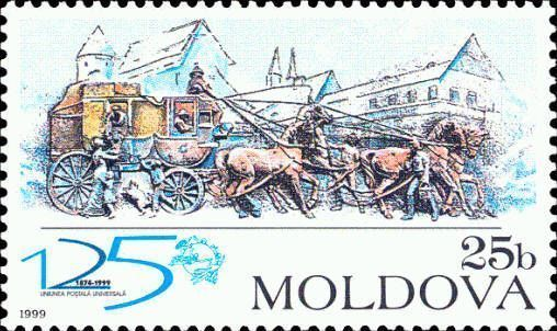 125th Anniversary of the Universal Postal Union