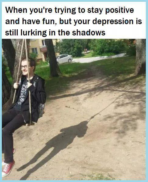 I have crippling depression