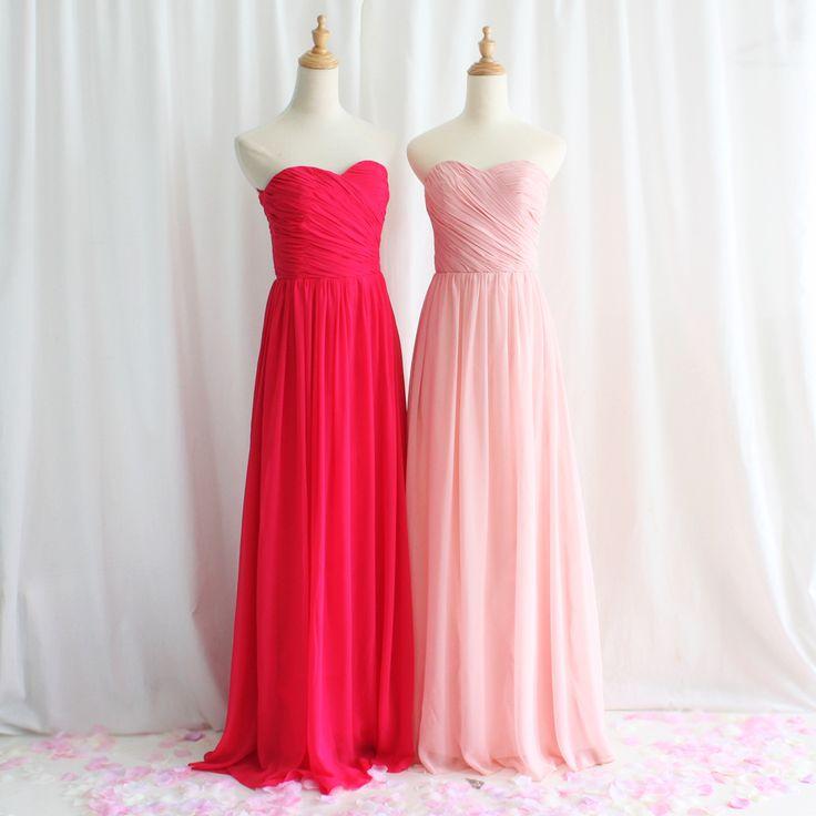 Mejores 20 imágenes de Bridesmaids Dresses by Tuesday Couture en ...