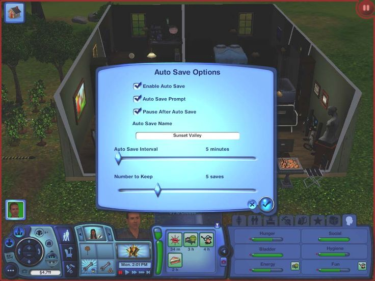 SUPER TIP Auto Save Your Game And Never Go Mad Again When The Crashes Sims 3