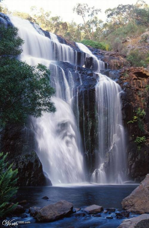 Artistic Naturals - Darwin Falls: Beauty Pictures, Artists Nature, Darwin Fall, Beauty Dreamer, Beauty Waterfalls, Beauty Place, Darwinf Fall, Capture Water, Water Fall