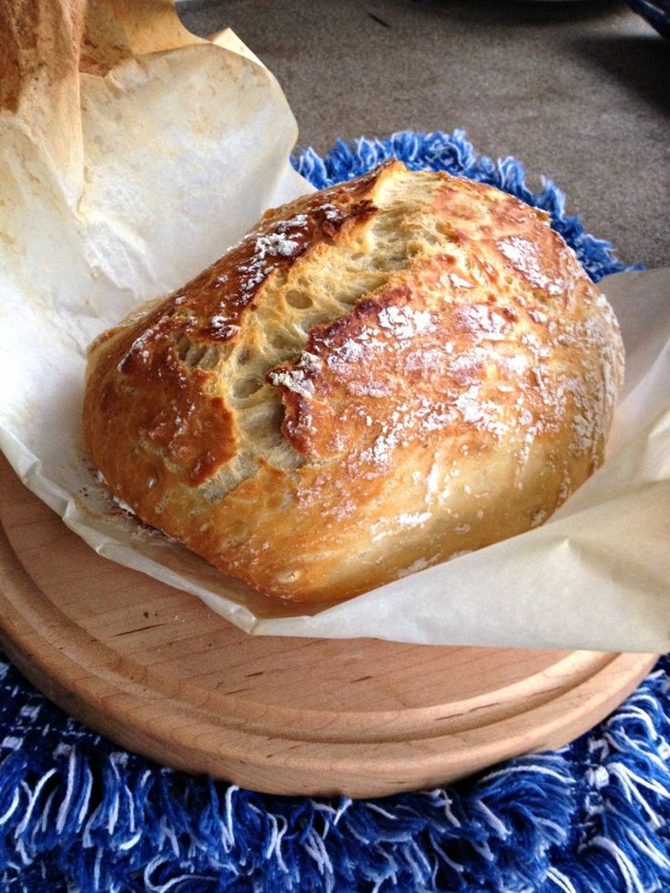 Dutch oven bread from A Baker's House