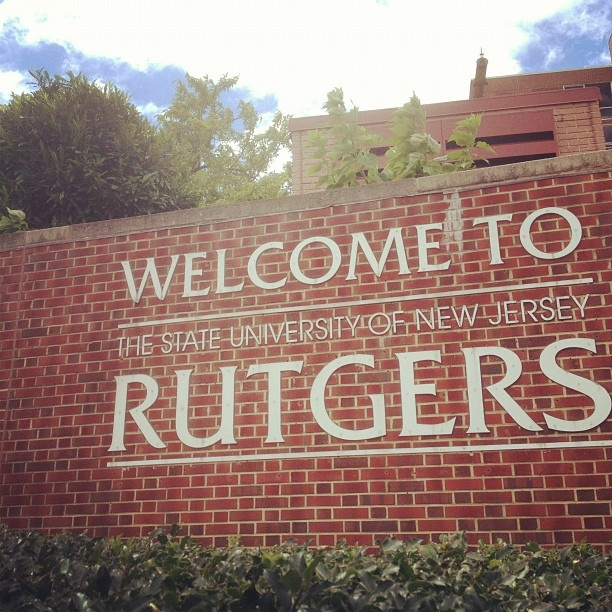 Hey Rutgers University, New Brunswick I must say that I'm not as excited to visit you as I am other colleges but I'm coming July 25! Who knows maybe I'll be surprised!