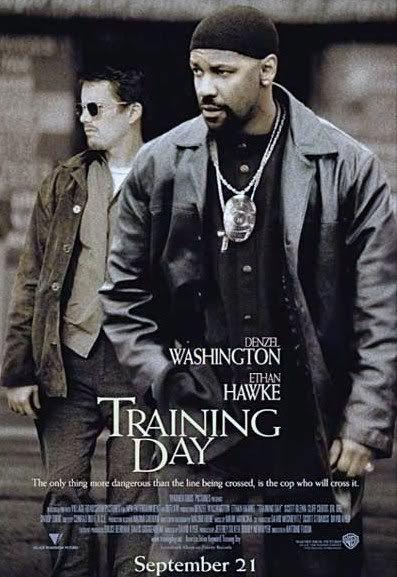 Denzel Washington Movie Posters | Denzel Washington - Training Day - Movie Poster Photo by KingEtheG ...