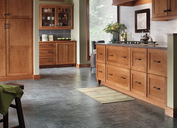 21 Best Images About Kitchen Flooring On Pinterest | Slate Tiles