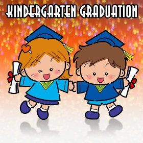 Teachers, parents and kids just love joining in with kindergarten graduation songs. Celebrate a great time in kindergarten.