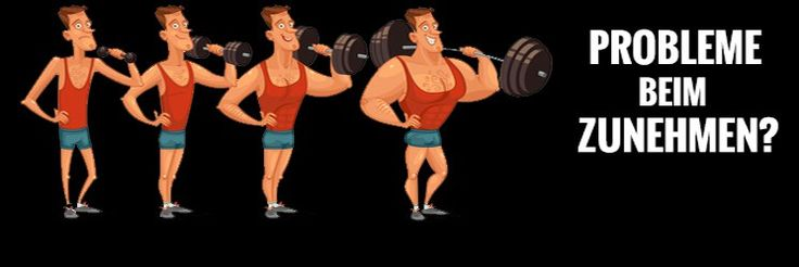 #Gewichtszunahme - 5 Tipps, wie Du schnell Masse aufbauen kannst