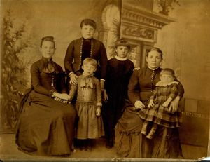 Great antique photos and story.