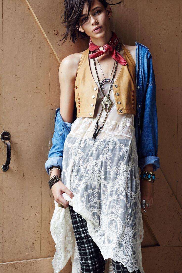 binx walton model5 Binx Walton is Cowgirl Cool for New Urban Outfitters Shoot