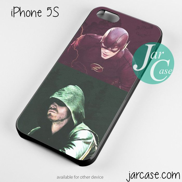Flash And Arrow Phone case for iPhone 4/4s/5/5c/5s/6/6 plus