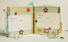 Creative Paint & Paper: Retro Recipe Album