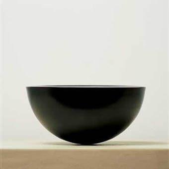 if a bowl could speak in John Pawson language, this is it