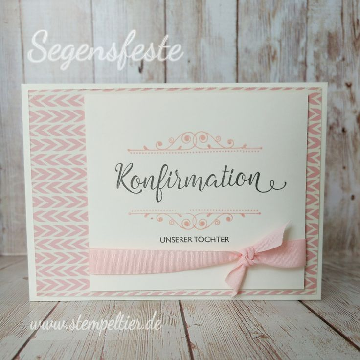 stampin up segensfeste konfirmation baby bundle of love dsp inspired events