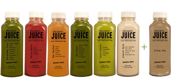 Cleanses | Project Juice