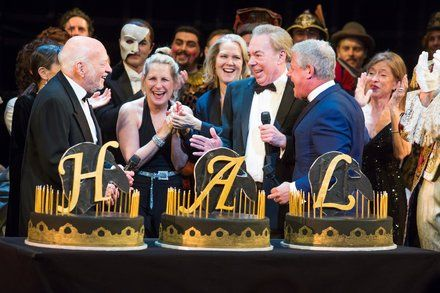 At 90 Hal Prince Dishes on Fiddler Cabaret and Reining in Ambition