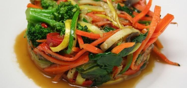 Legumes salteados: receitas cheias de cor… e sabor