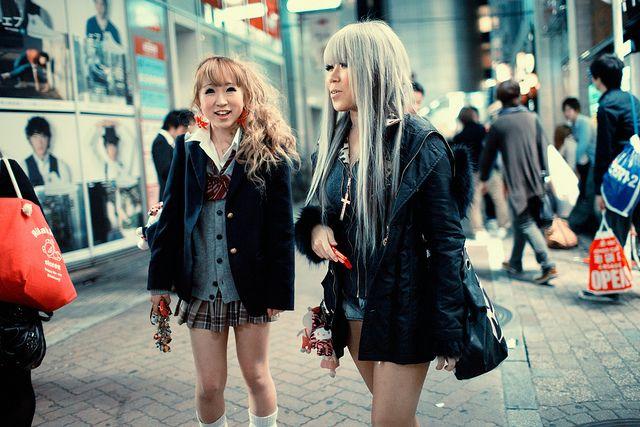 Shibuya style by alex robertson