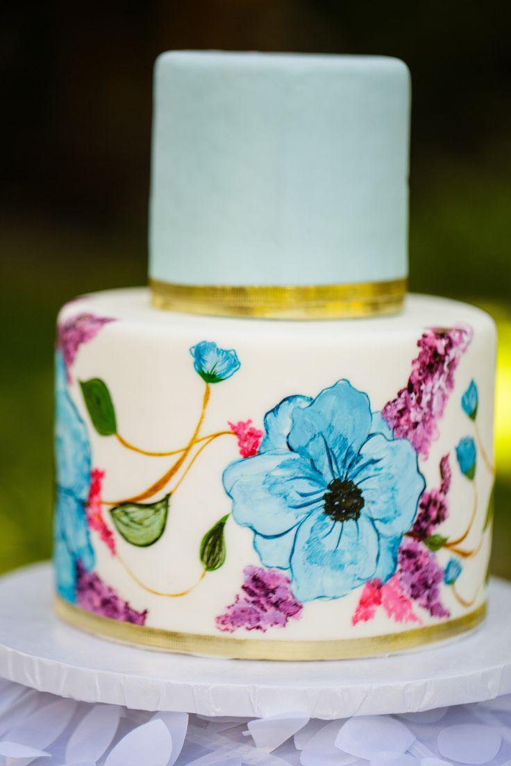 11 best Summertime Garden Wedding images on Pinterest | Erika ...