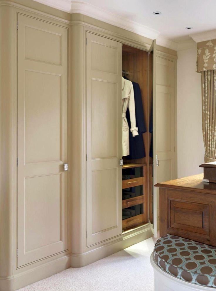 Interior design ashley park stephen clasper interiors bedroom and some closets design - Closet doors for small spaces pict ...