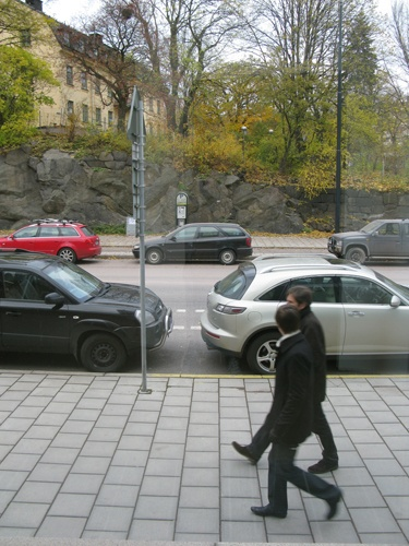 View from the exhibition Life Forms at Bonniers Konsthall, Stockholm, Sweden, 2009