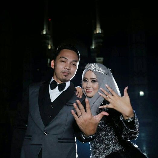 Prewedding Hijab Night
