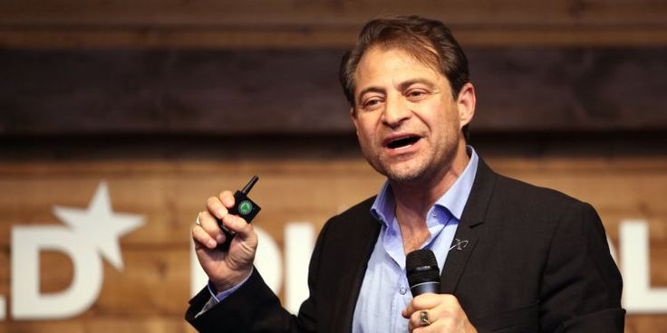 Peter Diamandis founder of the X Prize Foundation and Singularity University and Elon Musk are trying to eliminate illiteracy and why he thinks human placentas may hold a key toward 'an indefinite human life span' http://ift.tt/2oLkGyh