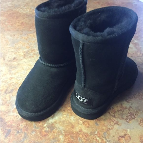 Toddler Boots Size 9