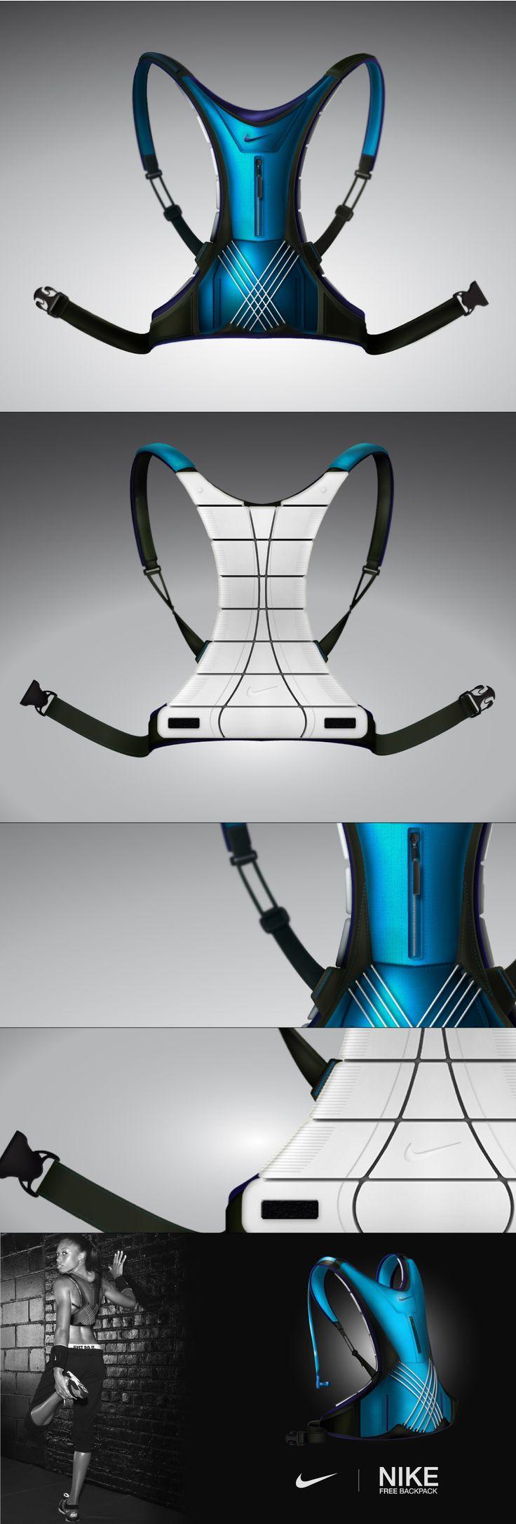 Nike Backpack | Valentin Dequidt
