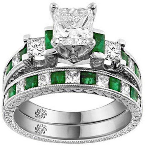 nice engagement ring pin