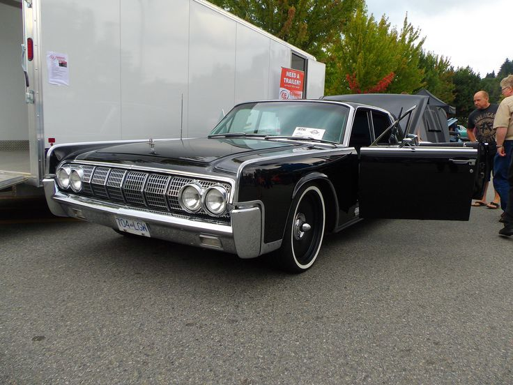 1964 lincoln continental the ultimate car show at the hard rock. Black Bedroom Furniture Sets. Home Design Ideas