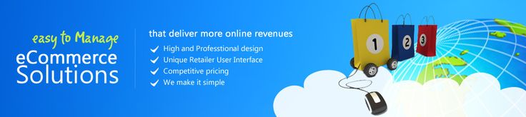 E-commerce solution based websites are easy to manage that delivers more online revenues. And our eCommerce websites has best features such as unique interface, robust e-commerce platform, quick easy and convenient, high and professional design and turn the visitor into the purchaser.
