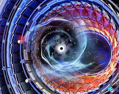 CERN's Orion Stargate - Decoding Large Hadron Collider