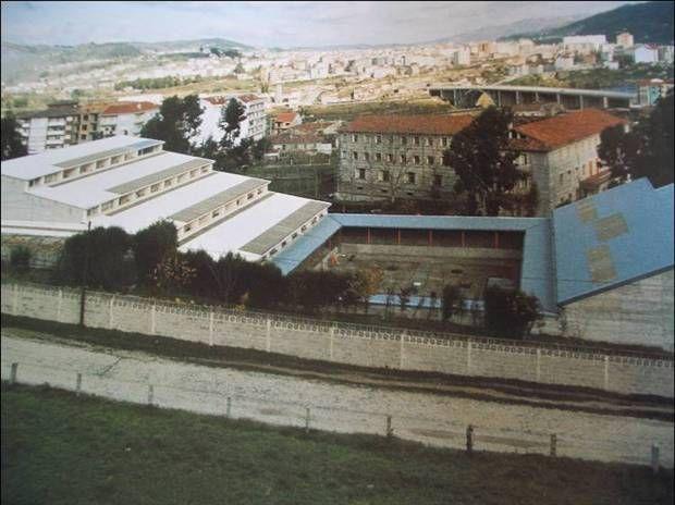Convento das Carmelitas Descalzas | José Javier Suances Pereiro | Ourense 1989