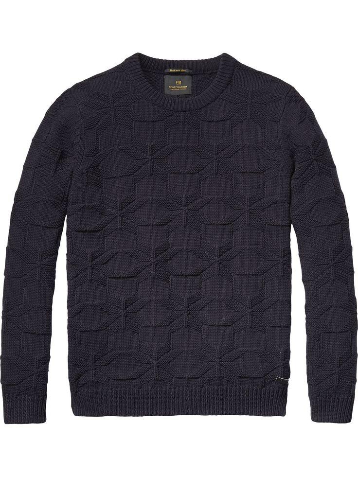 Strickpullover   Pullover   Herrenbekleidung von Scotch & Soda
