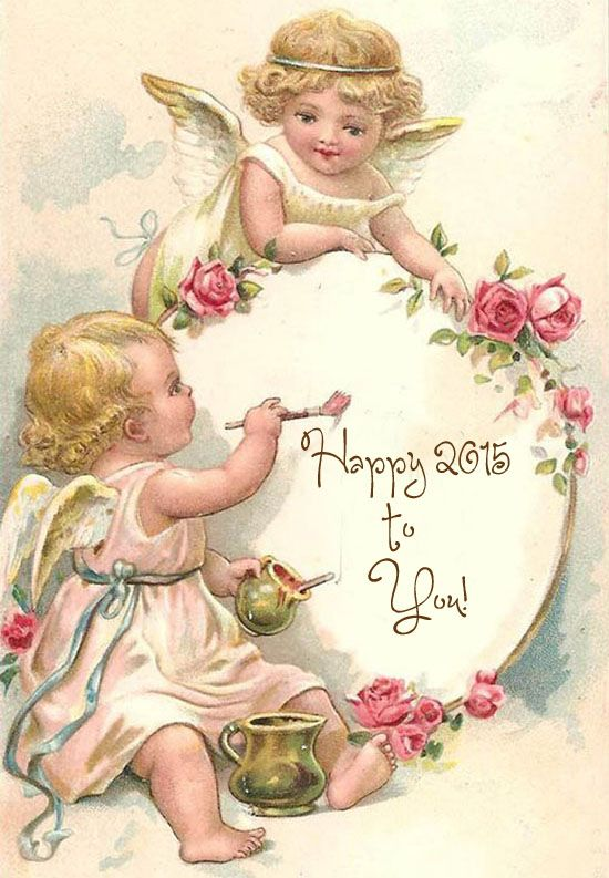 Thank you so much for all your greetings and for your warmth words and thoughts in 2014.I wish you all the best in the coming New Year 2015 for your and your love ones. Hugs from a Pin-Friend Helle xoxo