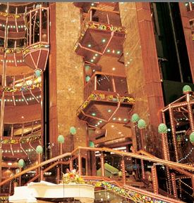 Carnival Paradise cruise to Western Caribbean inside stateroom 7/28/12 for $1305.98