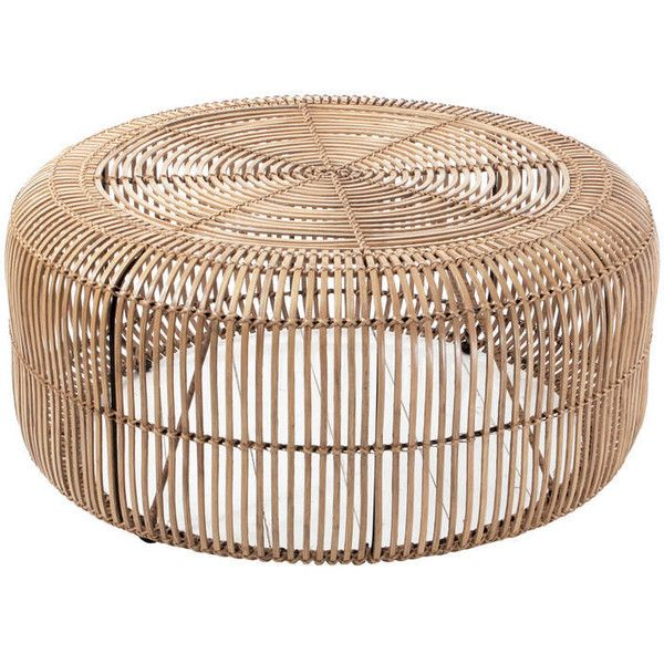 rattan coffee table tables siesta wicker set vintage garden furniture
